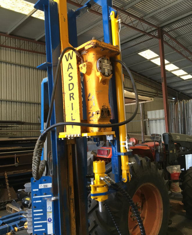 About Wasdrill Blue Line - Drilling Services Adelaide
