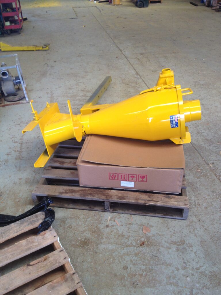 Drilling Attachments - Blue Line Engineering