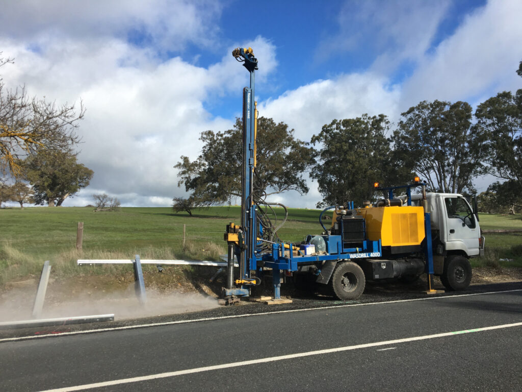 Adelaide Drilling Services - Wasdrill Blue Line